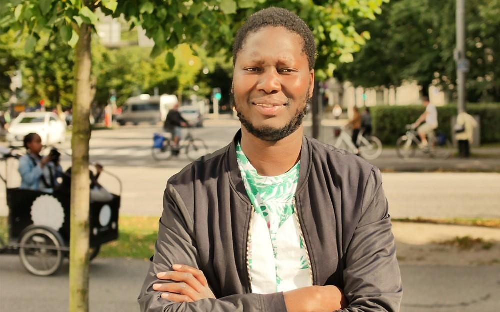 Ibrahim syns på TV och bio