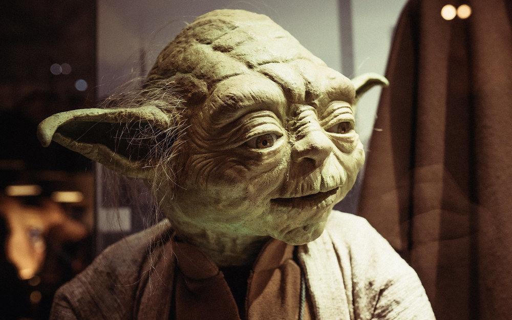 Yoda och din filmkarriär